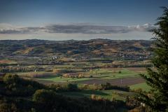 Panorama dalla Torre del Castello