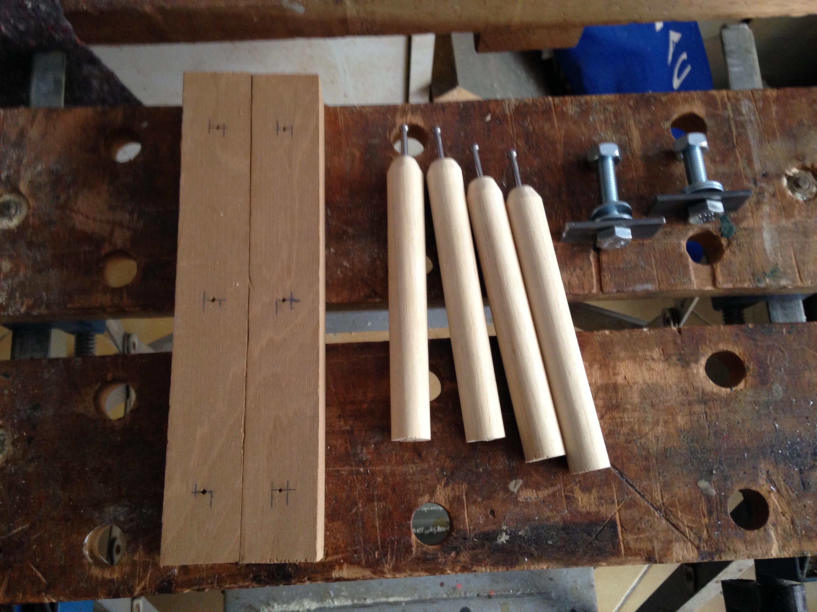 Come costruire un telaio per corde con meno di 50 euro for Costruire una semplice capanna di legno