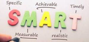 Gli obiettivi devono essere SMART